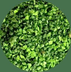 granulo mix verde per intaso erba sintetica