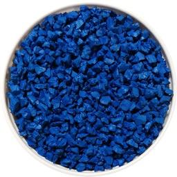 RUNNER BLUE gomma finitura pista atletica blue