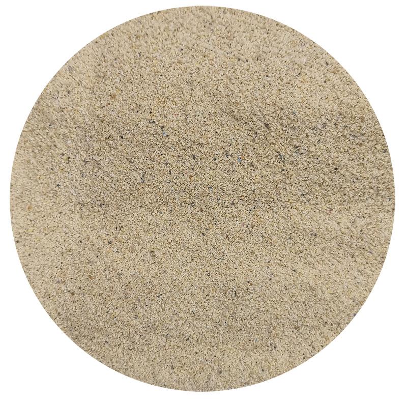 Spolvero color sabbia per bocciofile