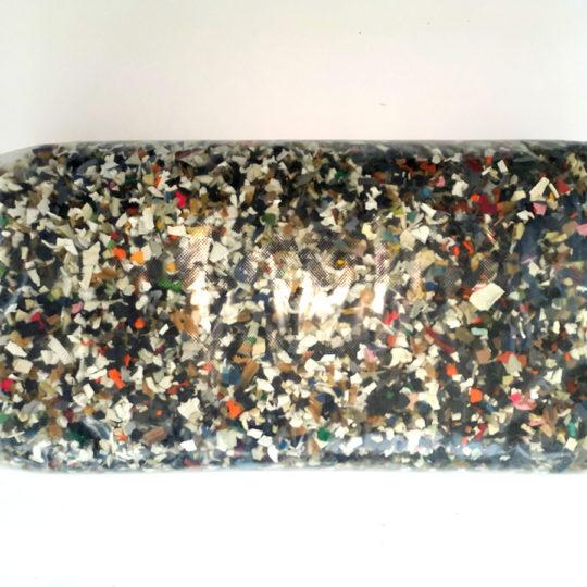 corteccia di gomma sintetica multicolor sacco 25 kg