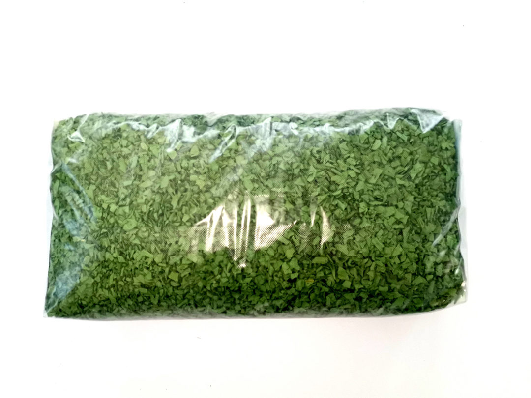 corteccia di gomma sintetica verde sacco 25 kg