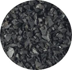 granule caoutchouc noir pour aire jeux