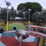 Realizzazione Parco Giochi | Capitolati colati in Opera | Scelta gomma